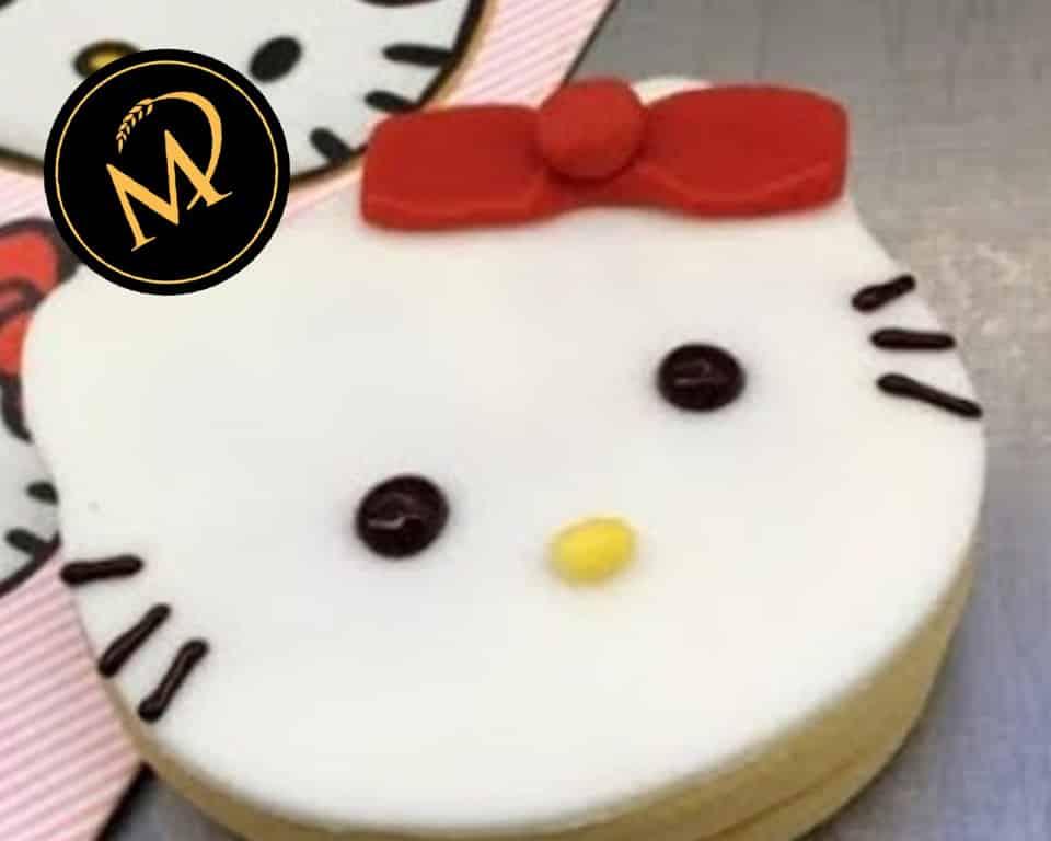 Hello Kitty Cookies - Rezept Marcel Paa