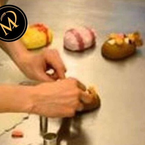 Ostereier aus Cake Balls - Rezept Marcel Paa