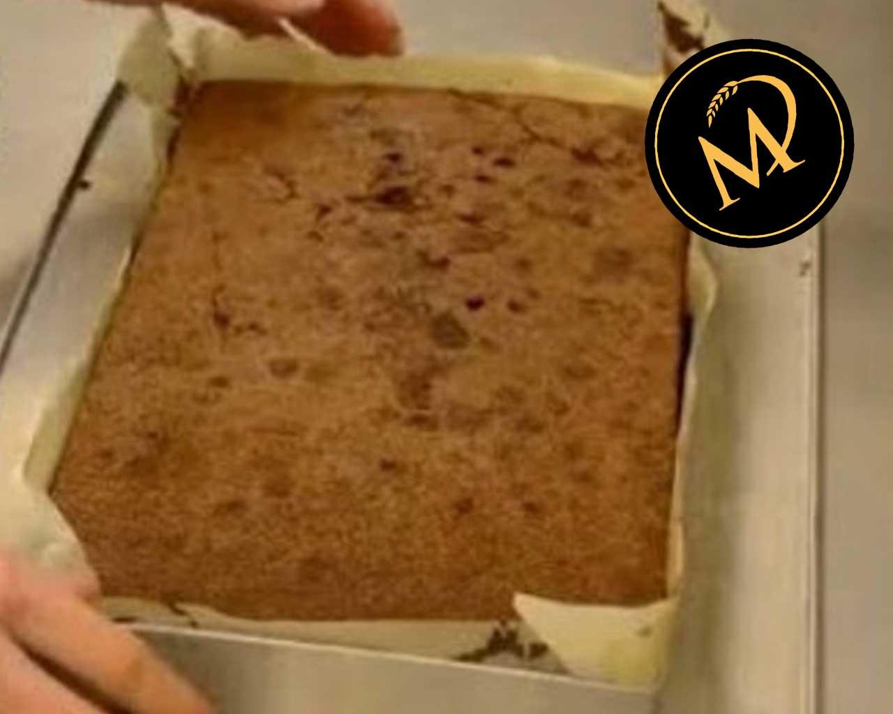 Schokoladen Biskuit für Motivtorten - Rezept Marcel Paa