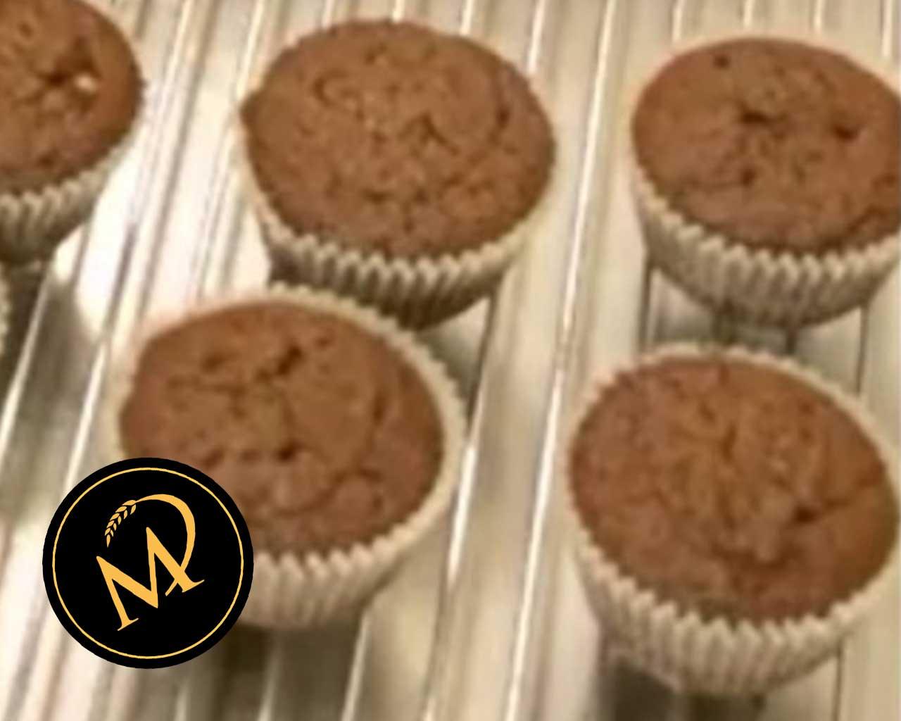 Schokoladen Cup Cakes - Rezept Marcel Paa
