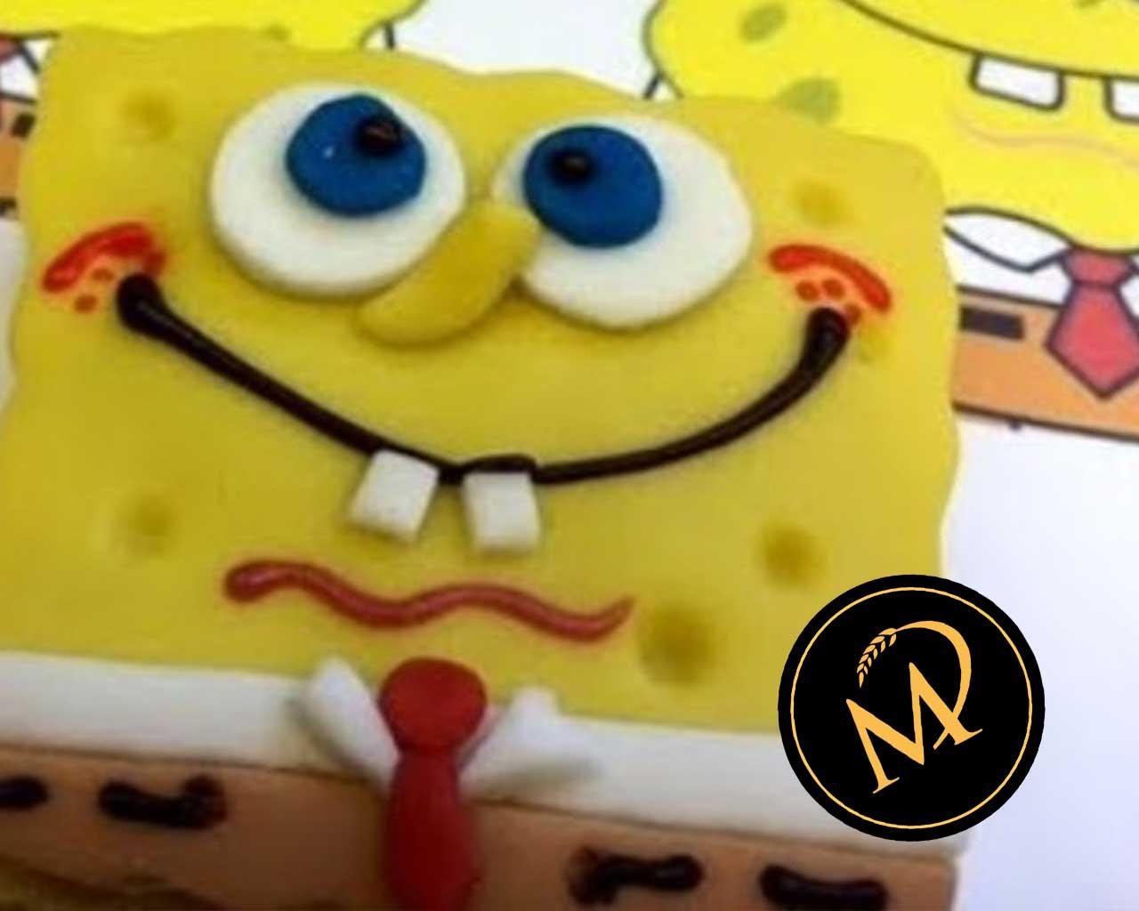 Spongebob Cookies - Rezept Marcel Paa