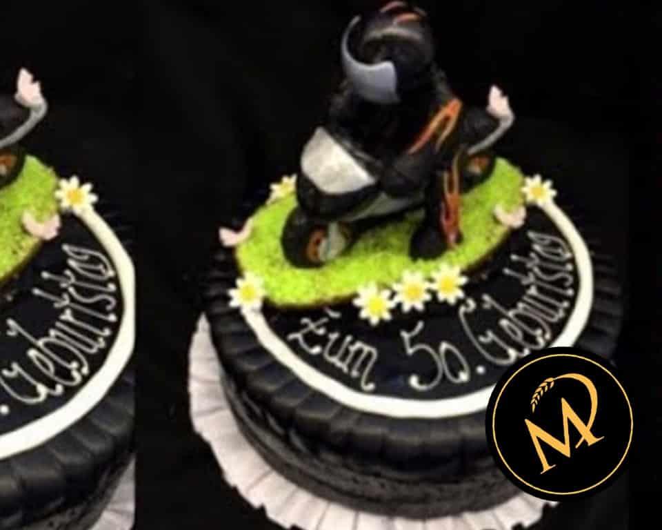 Biker Torte - Rezept Marcel Paa