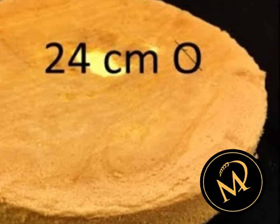 Biskuit speziell für Sahne Torten - Rezept Marcel Paa