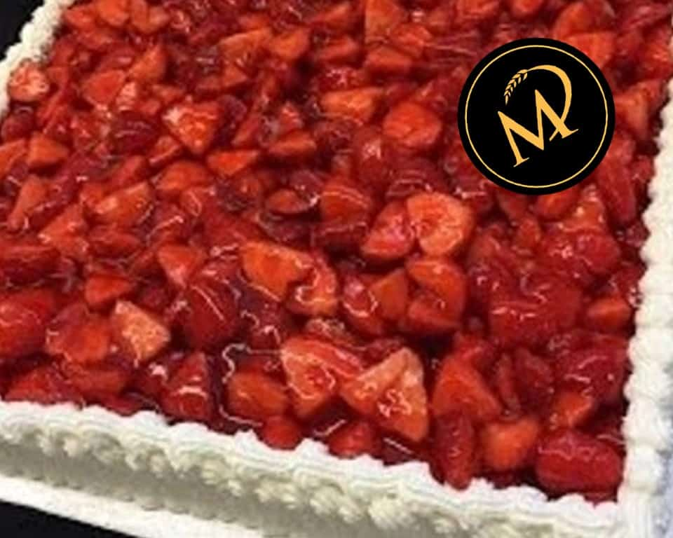 Erdbeer Quark Torte - Rezept Marcel Paa