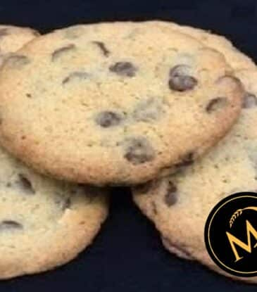 American Chocolate Chips Cookies