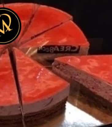 Himbeer Balsamico Torte