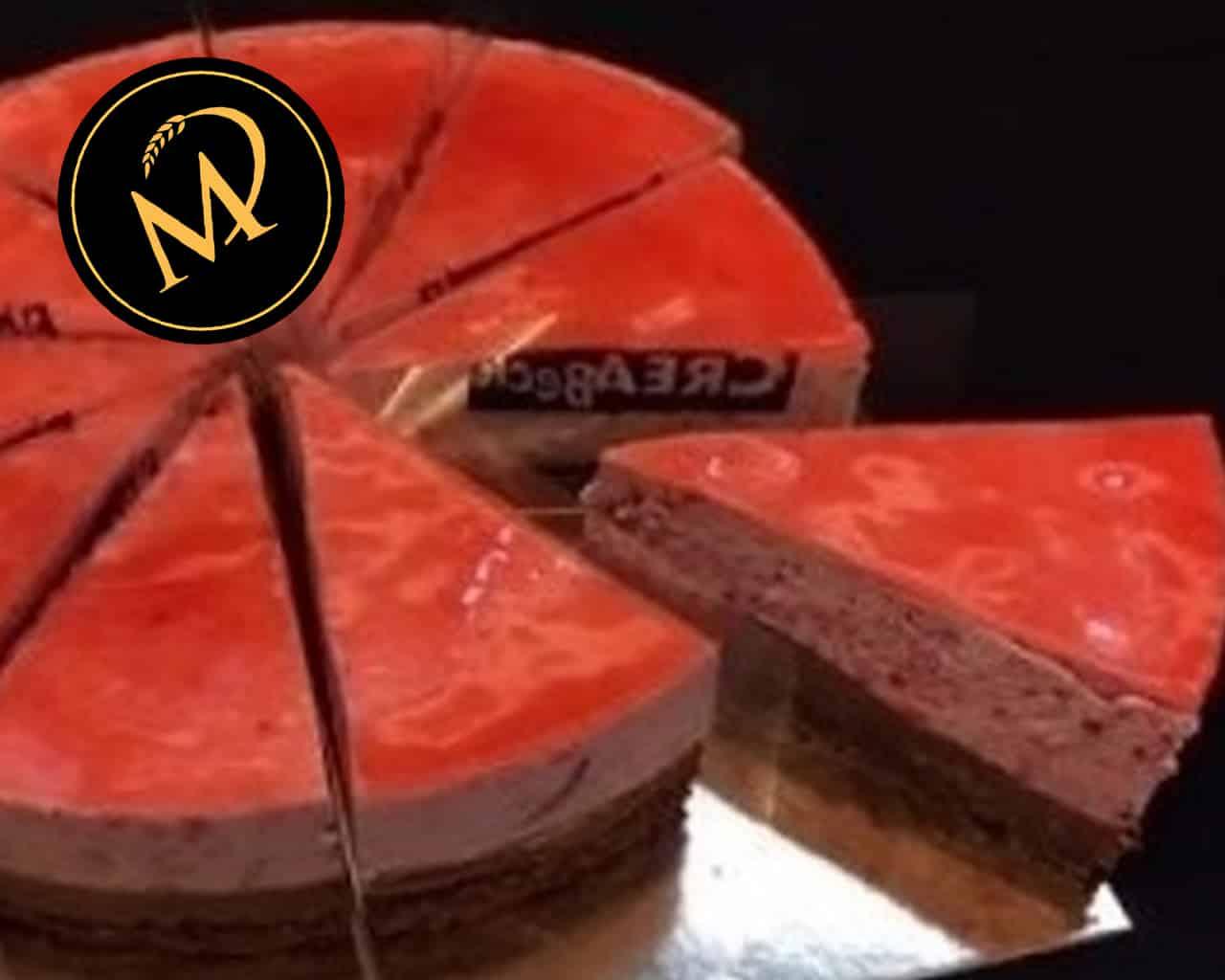 Himbeer Balsamico Torte - Rezept Marcel Paa