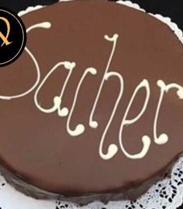 Sacher Torte – einfach klassisch
