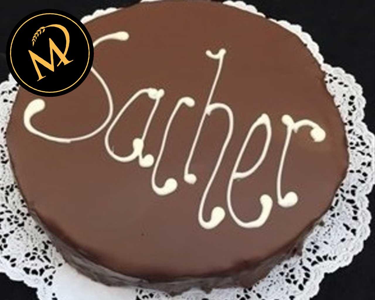 Sacher Torte - Rezept Marcel Paa