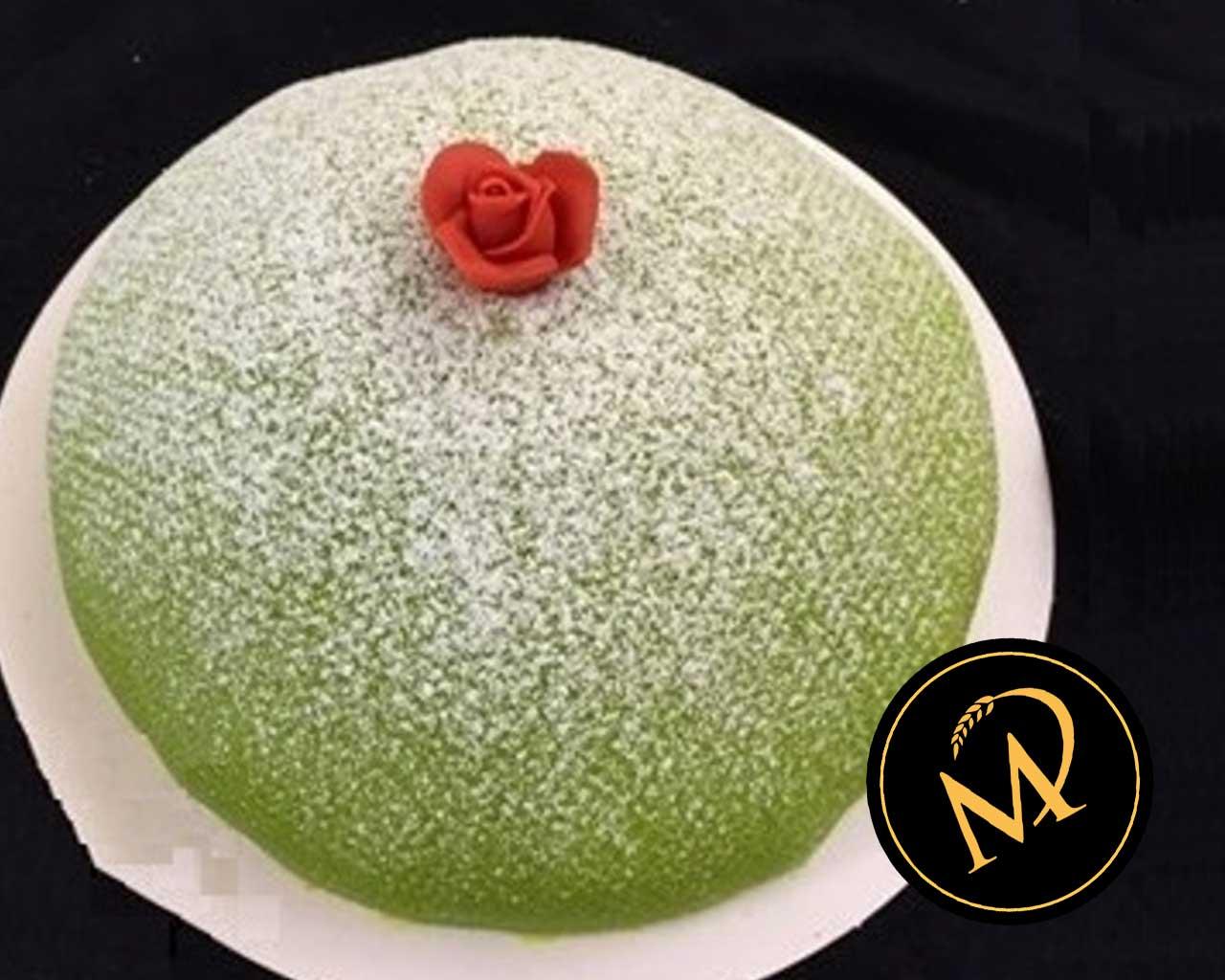 Schweden Torte - Prinzessinnen Torte - Rezept Marcel Paa