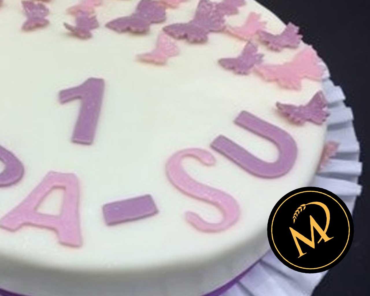 Schmetterling Torte - Rezept Marcel Paa