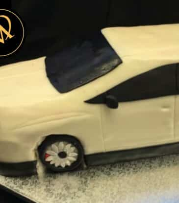 3D SEAT Torte – einfach losfahren