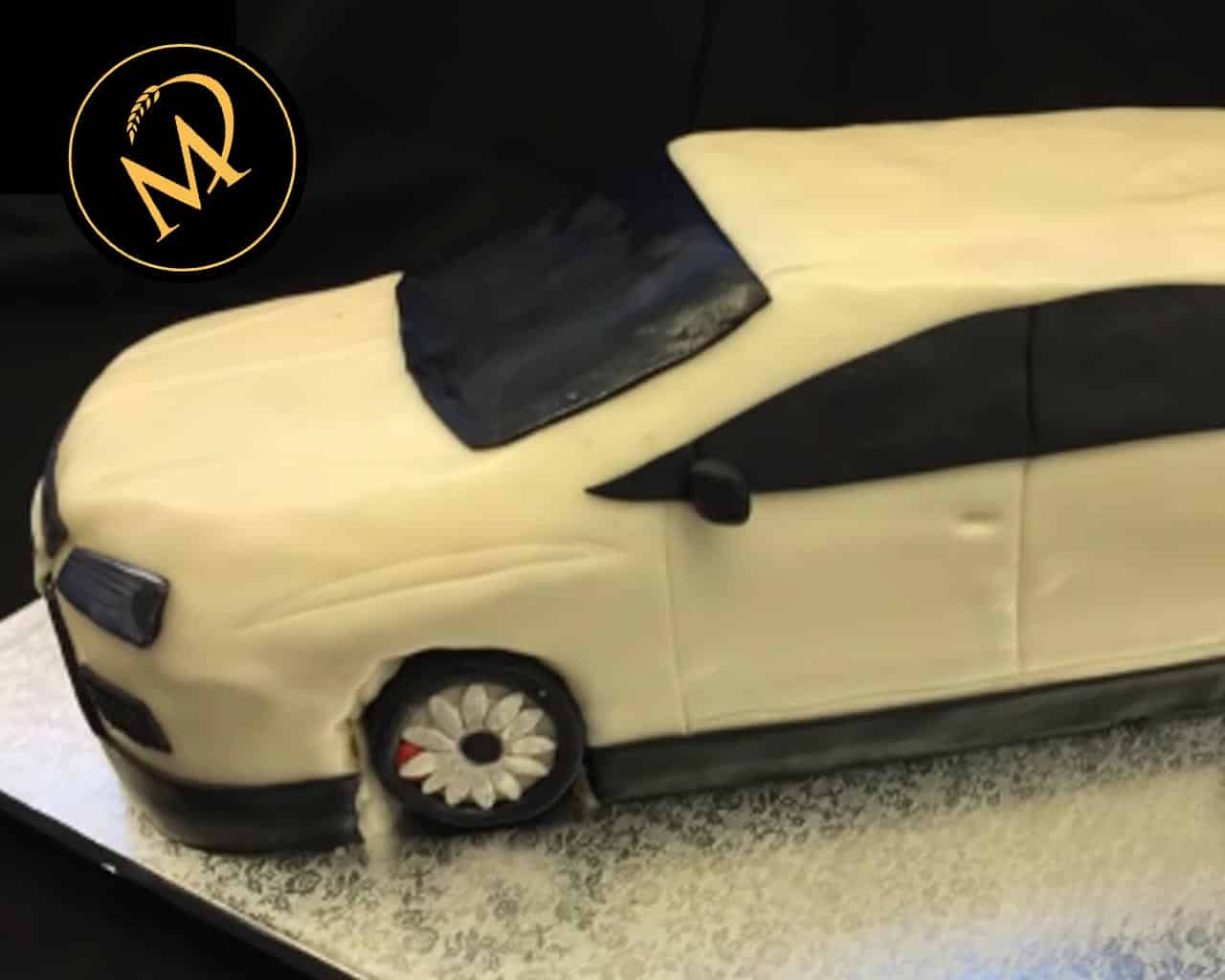 3D Seat Torte - Rezept Marcel Paa