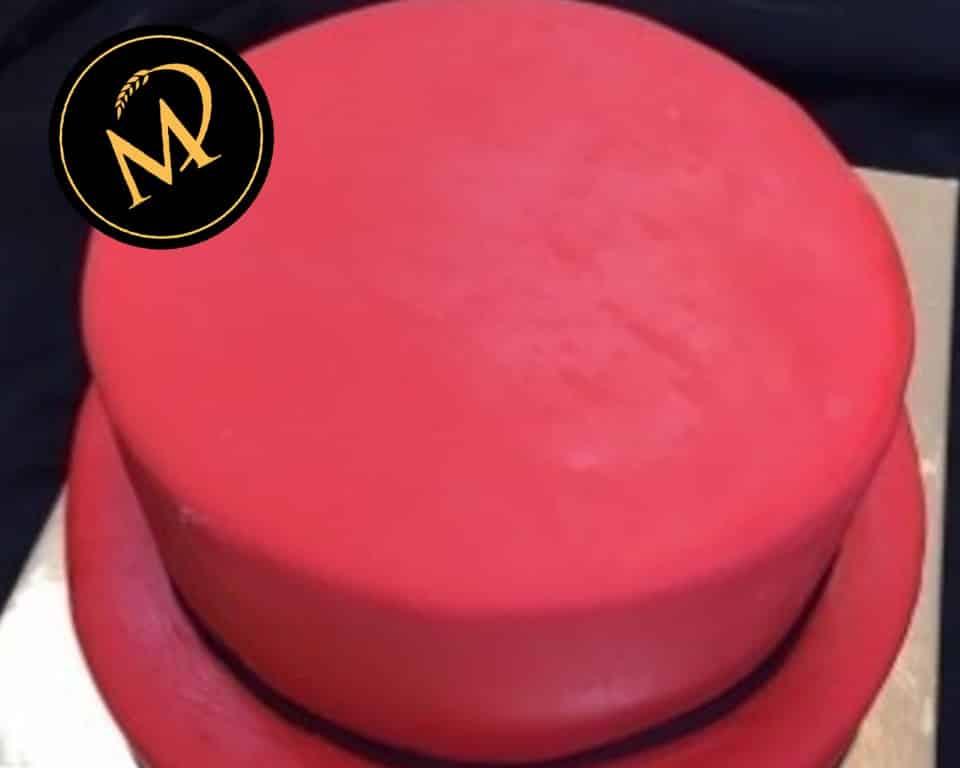 Tortenaufbau mehrstöckiger Torten - Rezept Marcel Paa