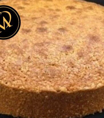 Vanille Biskuit – perfekt für 3D-Torten