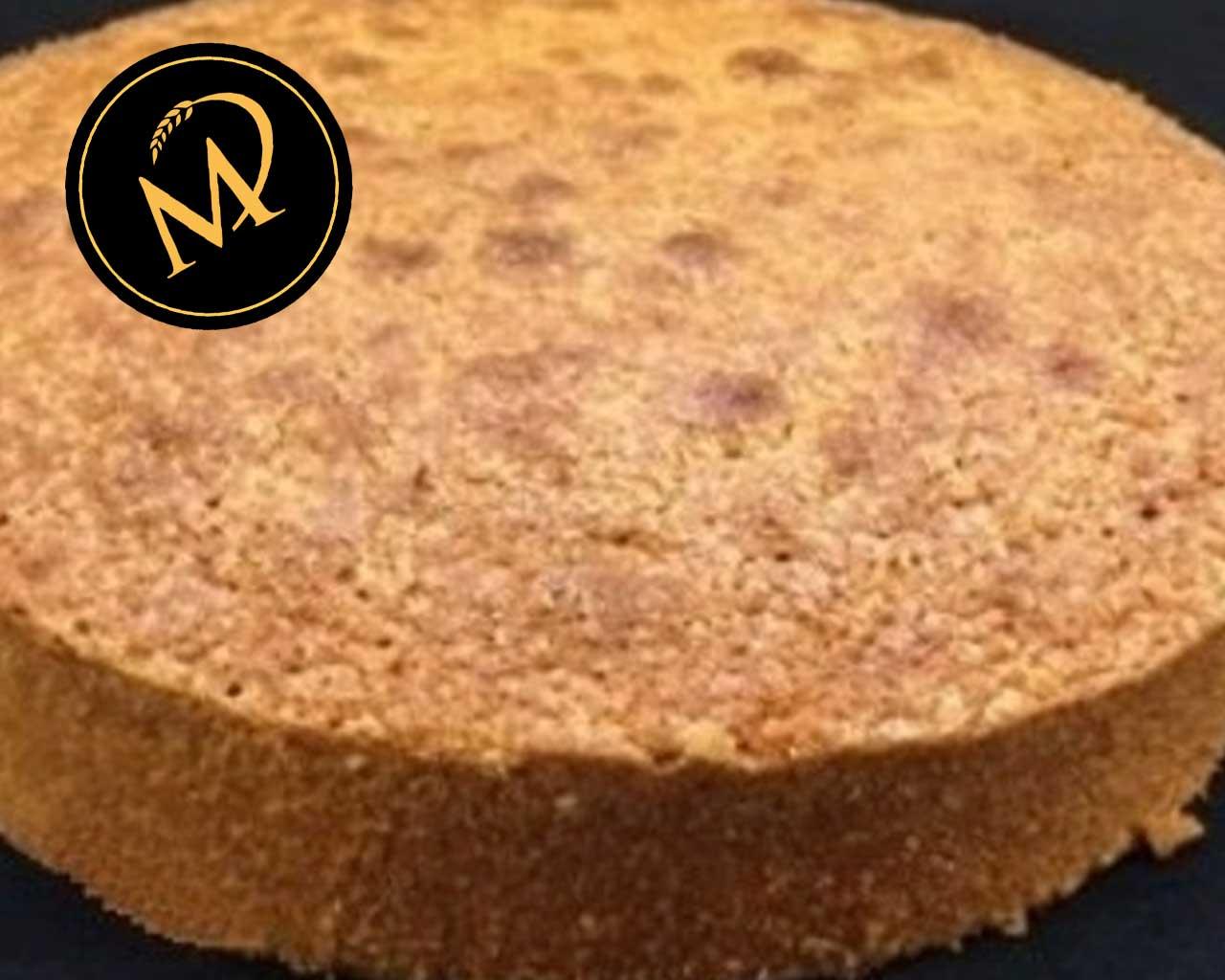 Vanille Biskuit für 3D Torten