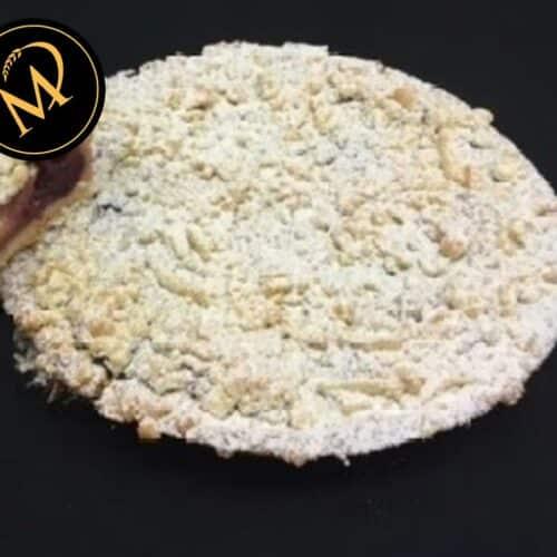 Streuselkuchen mit Kirschen - Rezept Marcel Paa
