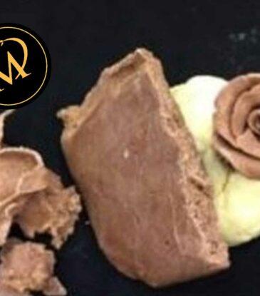Modellier Schokolade Grundrezept