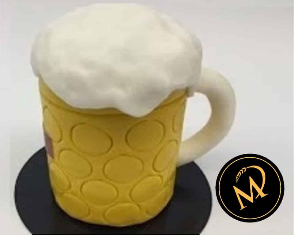 3D Bierglas Torte - Rezept Marcel Paa