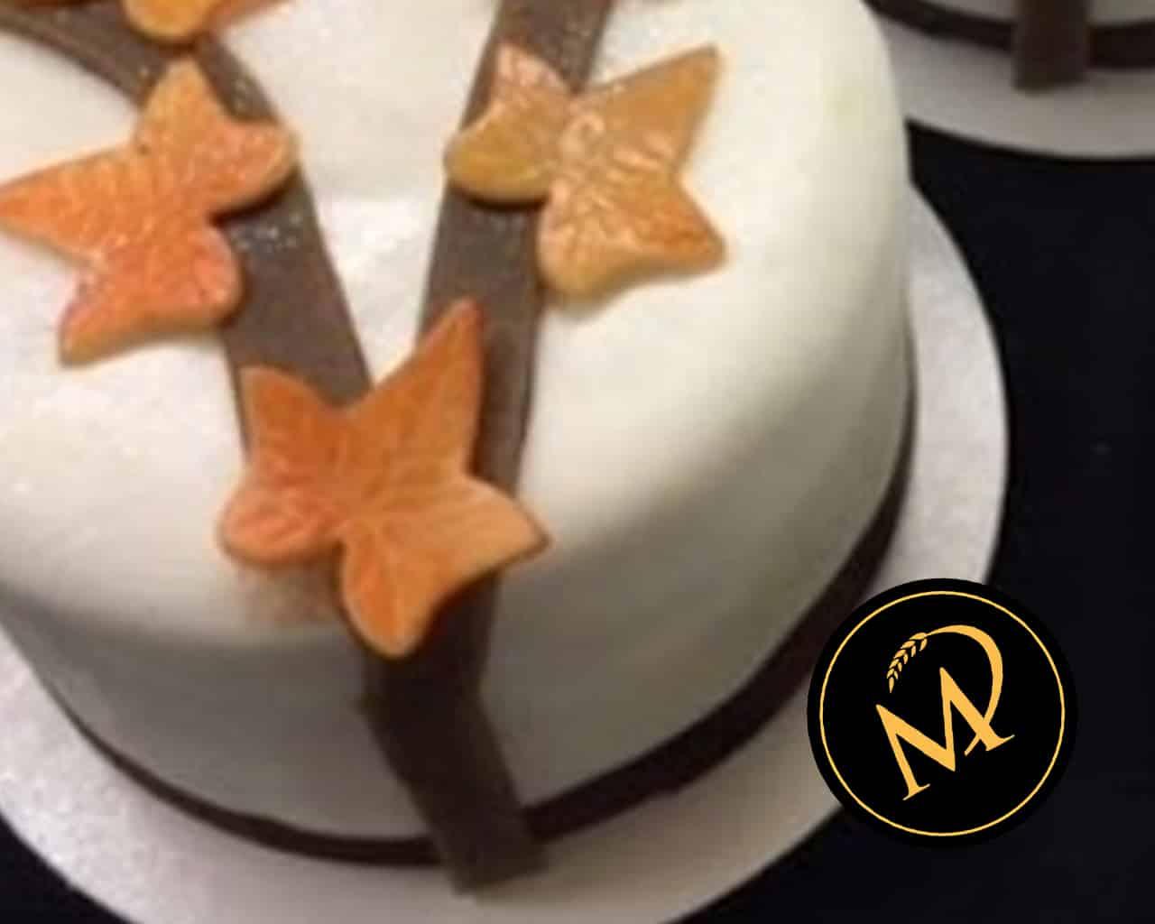 Mini Schokoladen Herbst Törtchen - Rezept Marcel Paa