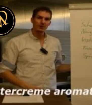 Buttercreme aromatisieren