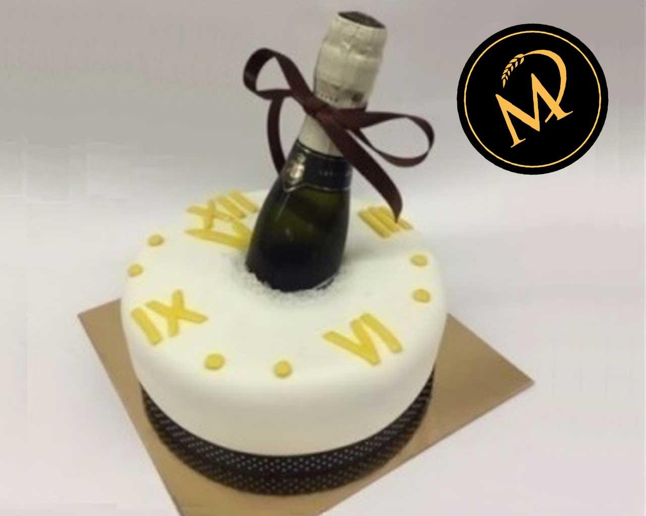 Silvester Torte - Rezept Marcel Paa
