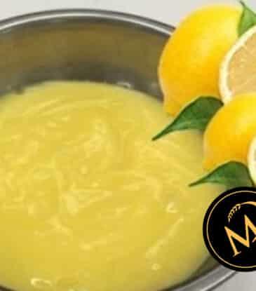 Lemon Curd Zitronen Creme