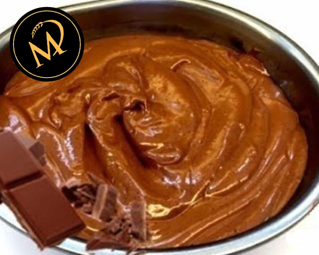 Schokoladenmousse - Rezept Marcel Paa