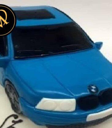 3D Autotorte – einfach losfahren