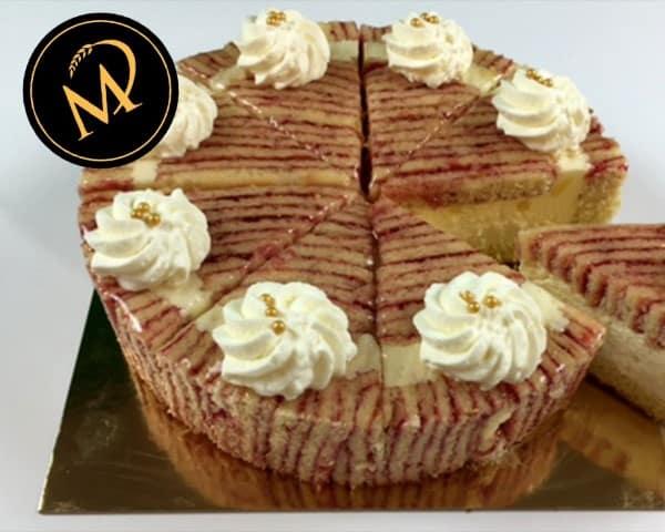 Ananas-Royal-Torte - Rezept Marcel Paa