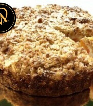 Aprikosen Quark Torte – einfach fruchtig