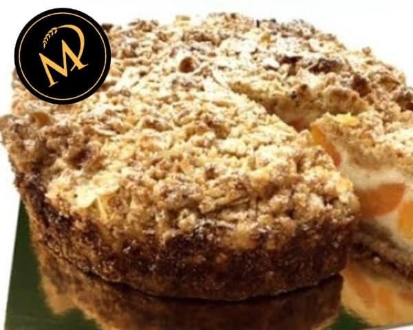 Aprikosen Quark Torte - Rezept Marcel Paa