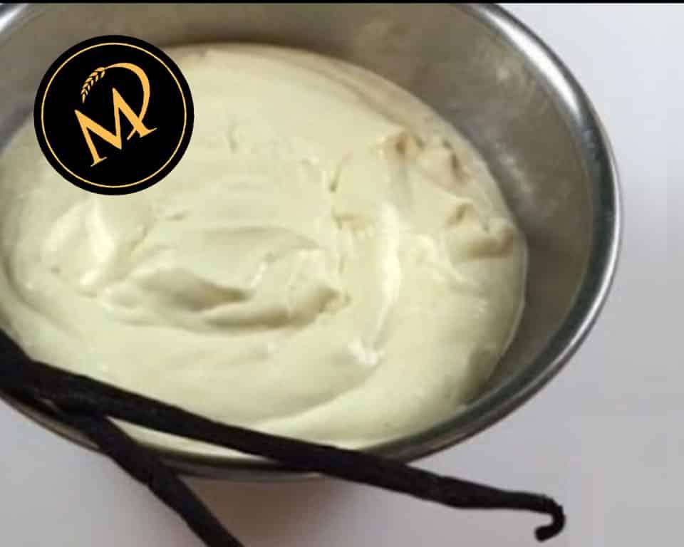 Bayrische Creme Grundrezept - Rezept Marcel Paa