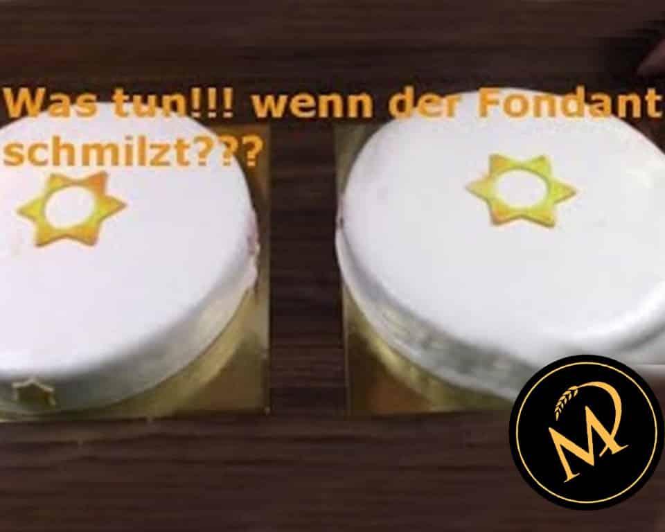 Fondant schmilzt - Rezept Marcel Paa