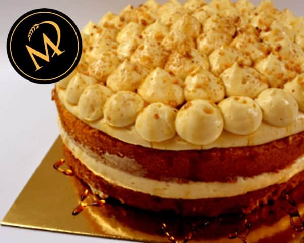 Apfel Zimt Torte - Rezept Marcel Paa