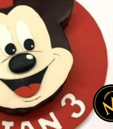 Mickey Mouse Motivtorte