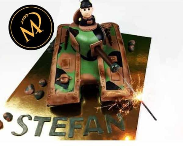 Panzer Teil 2 - Rezept Marcel Paa