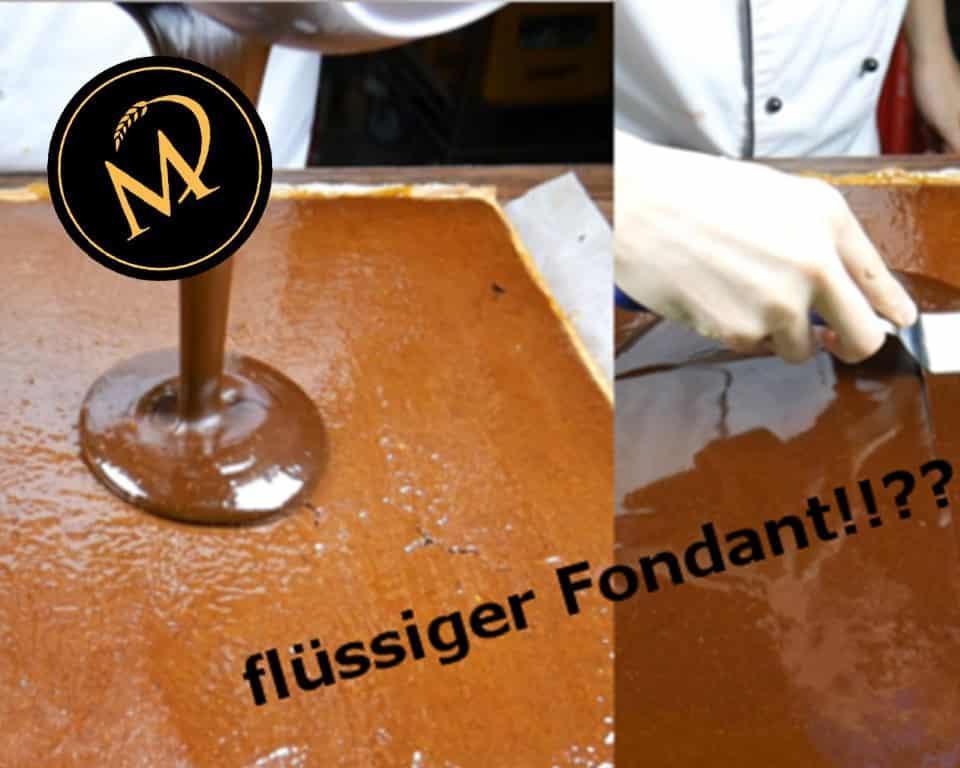 Unterschiede beim Fondant - Rezept Marcel Paa