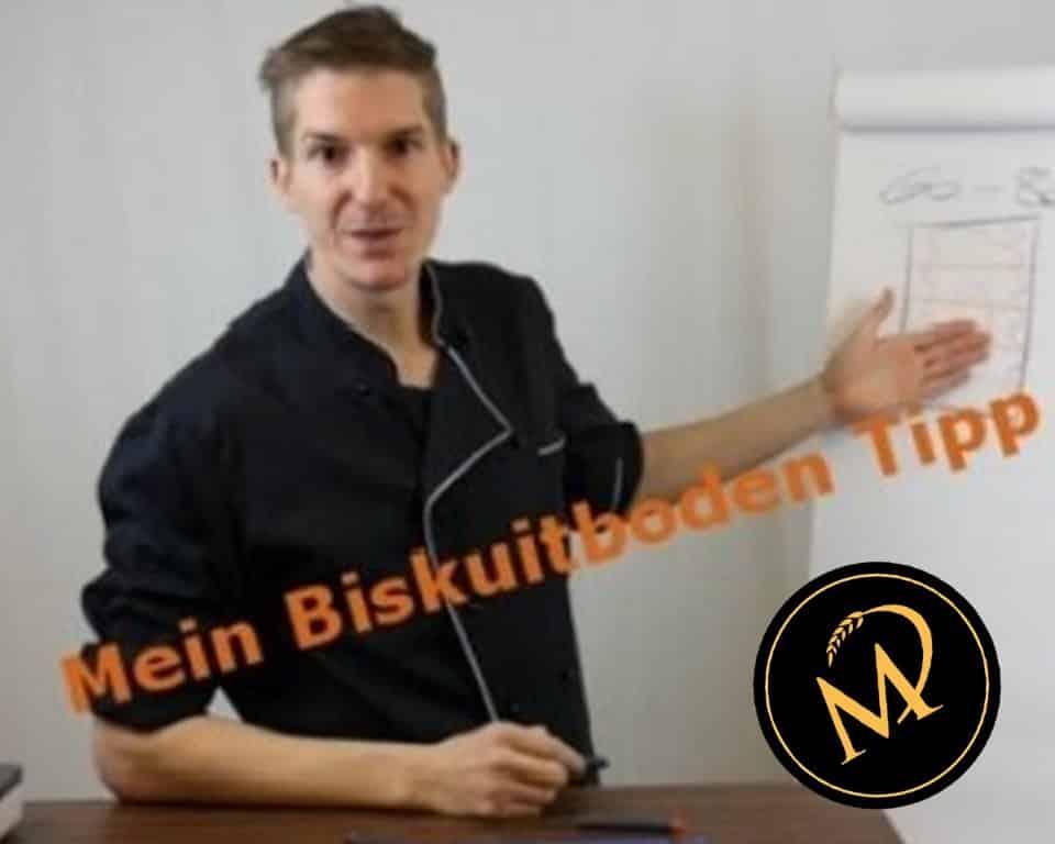 Biskuitboden Tipp - Rezept Marcel Paa