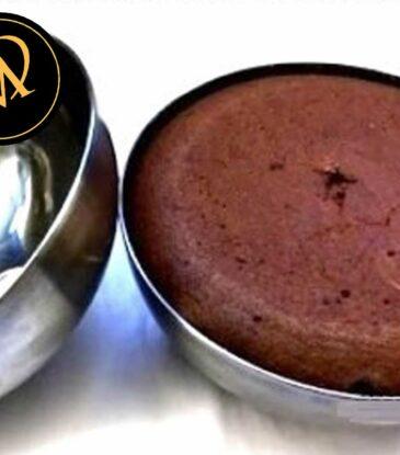 Schokoladen Mandel Biskuit