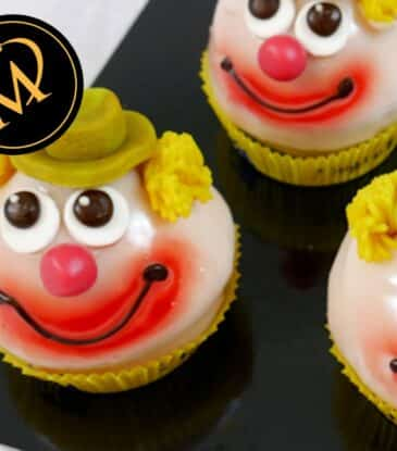 Clown Patisserie Kugeln
