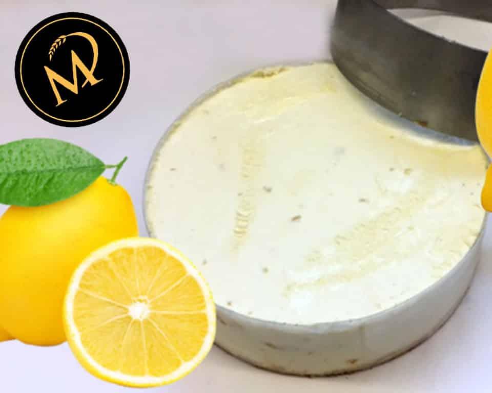 Zitronen Mousse Torte - Rezept Marcel Paa
