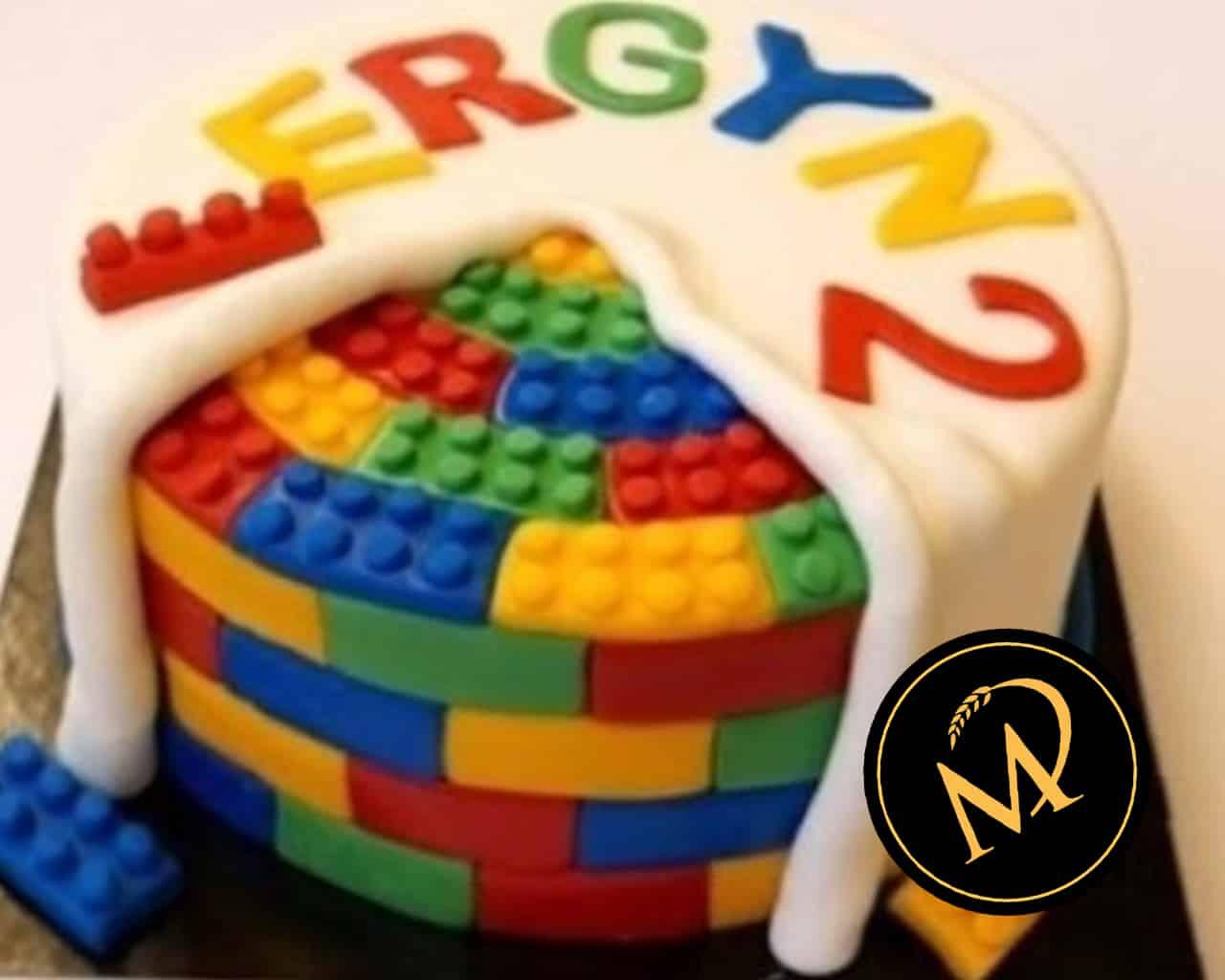 Lego Torte - Rezept Marcel Paa