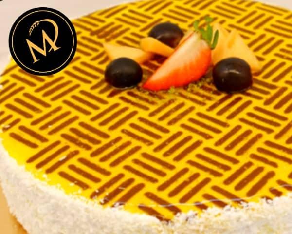 Mango Kokos Torte - Rezept Marcel Paa