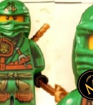 Ninjago Foto Motivtorte
