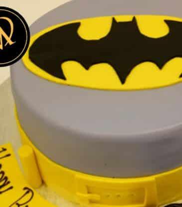 Batman Motivtorte – einfach heldenhaft