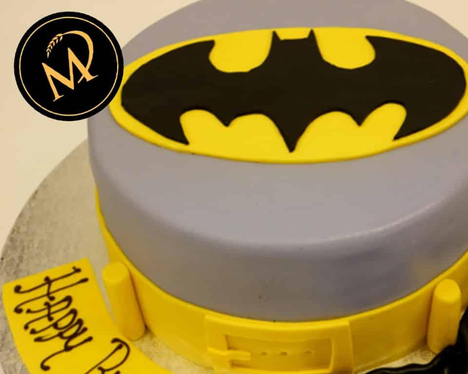 Batman Cake - Rezept Marcel Paa