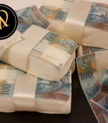 3D Geldtorte – einfach reich