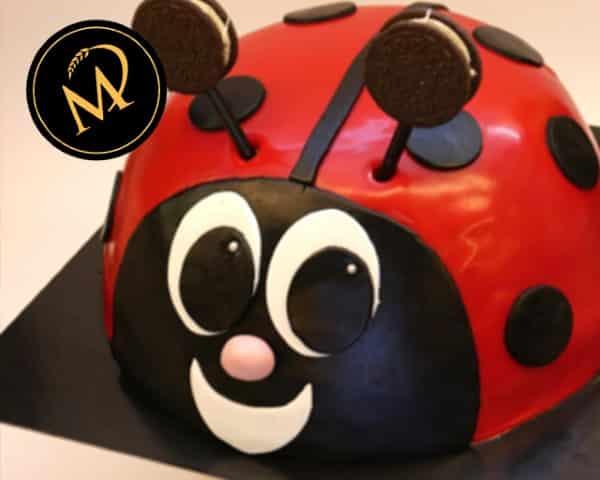 Marienkäfer Torte - Rezept Marcel Paa
