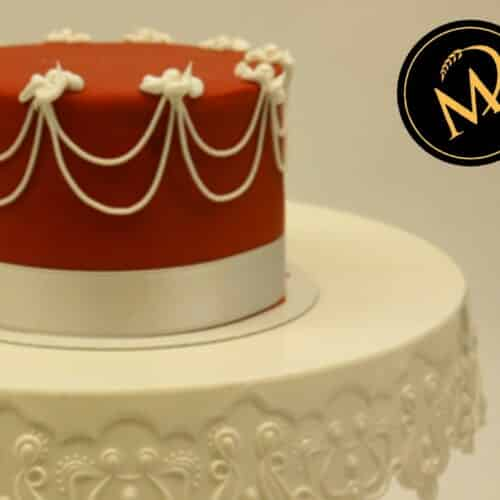 Royal Icing für hängedne Dekorationen - Rezept Marcel Paa